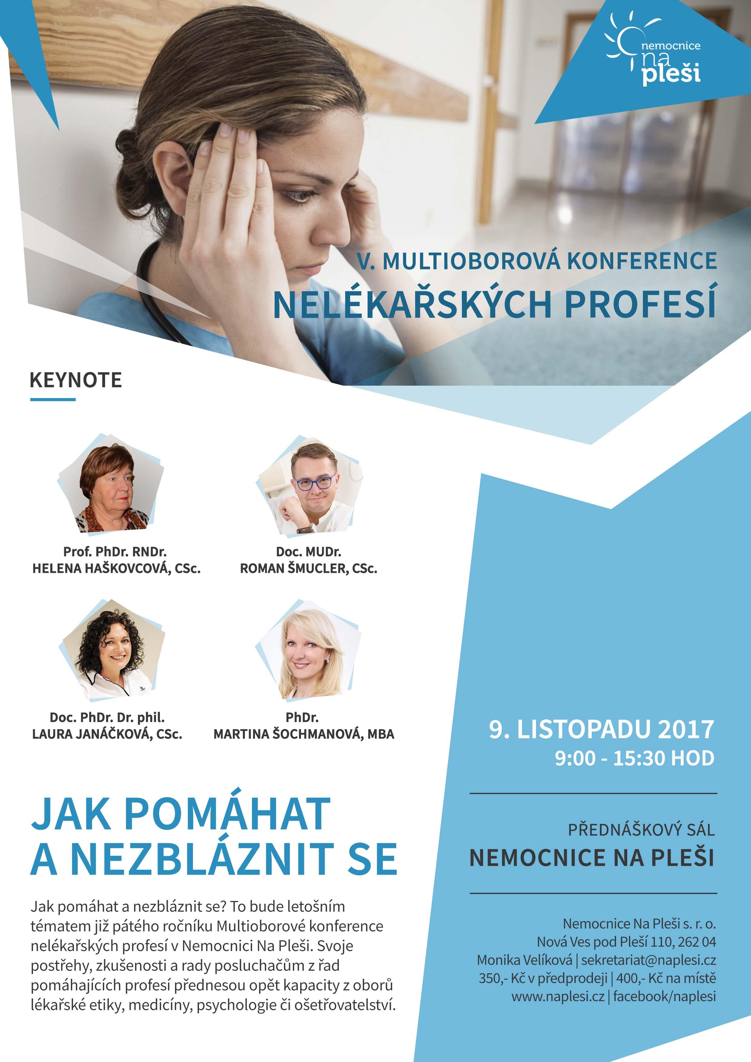 Konference 2017 - poster